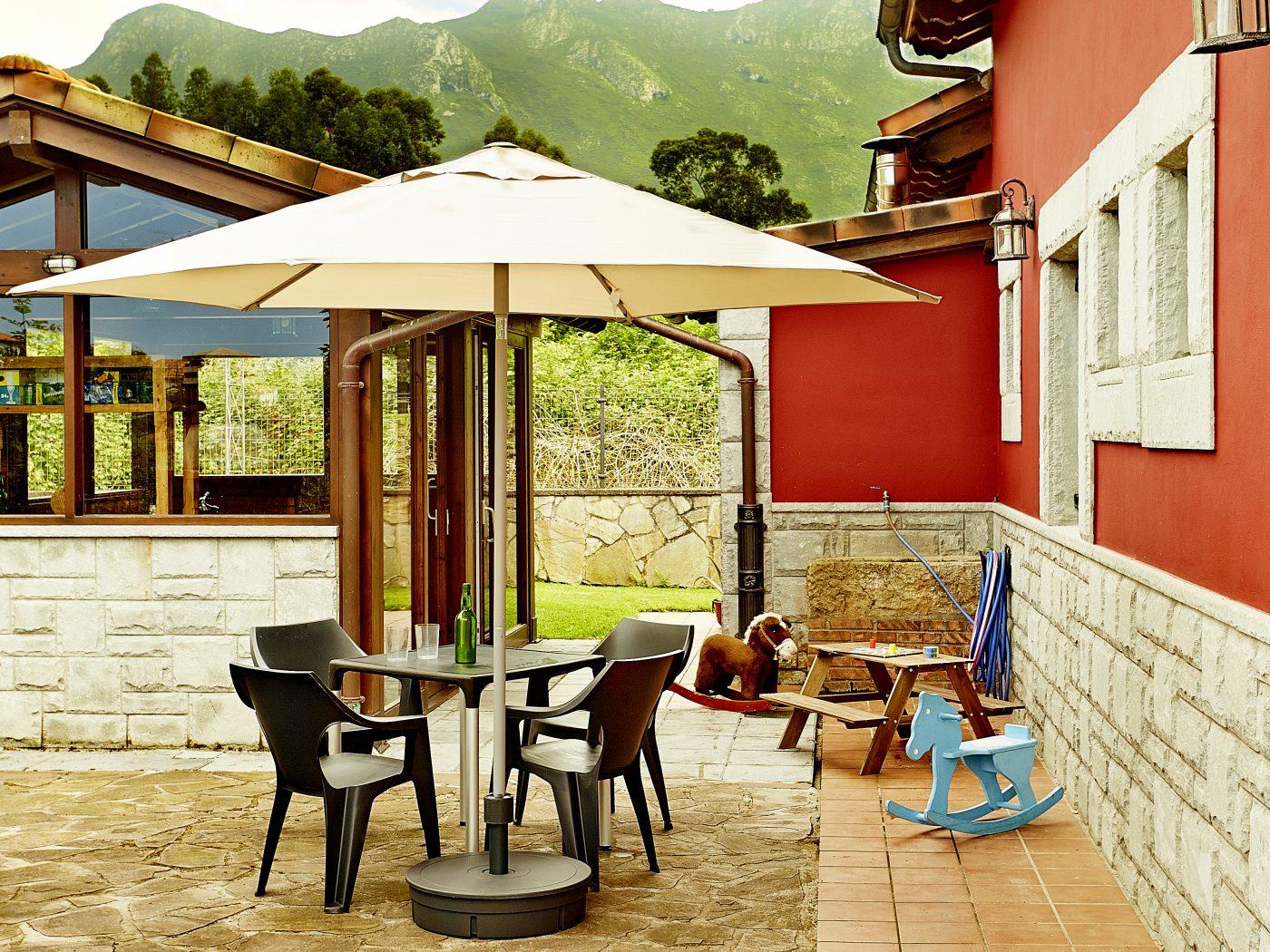 Casa de aldea La Rotella de Xavi en Llames de Pria.