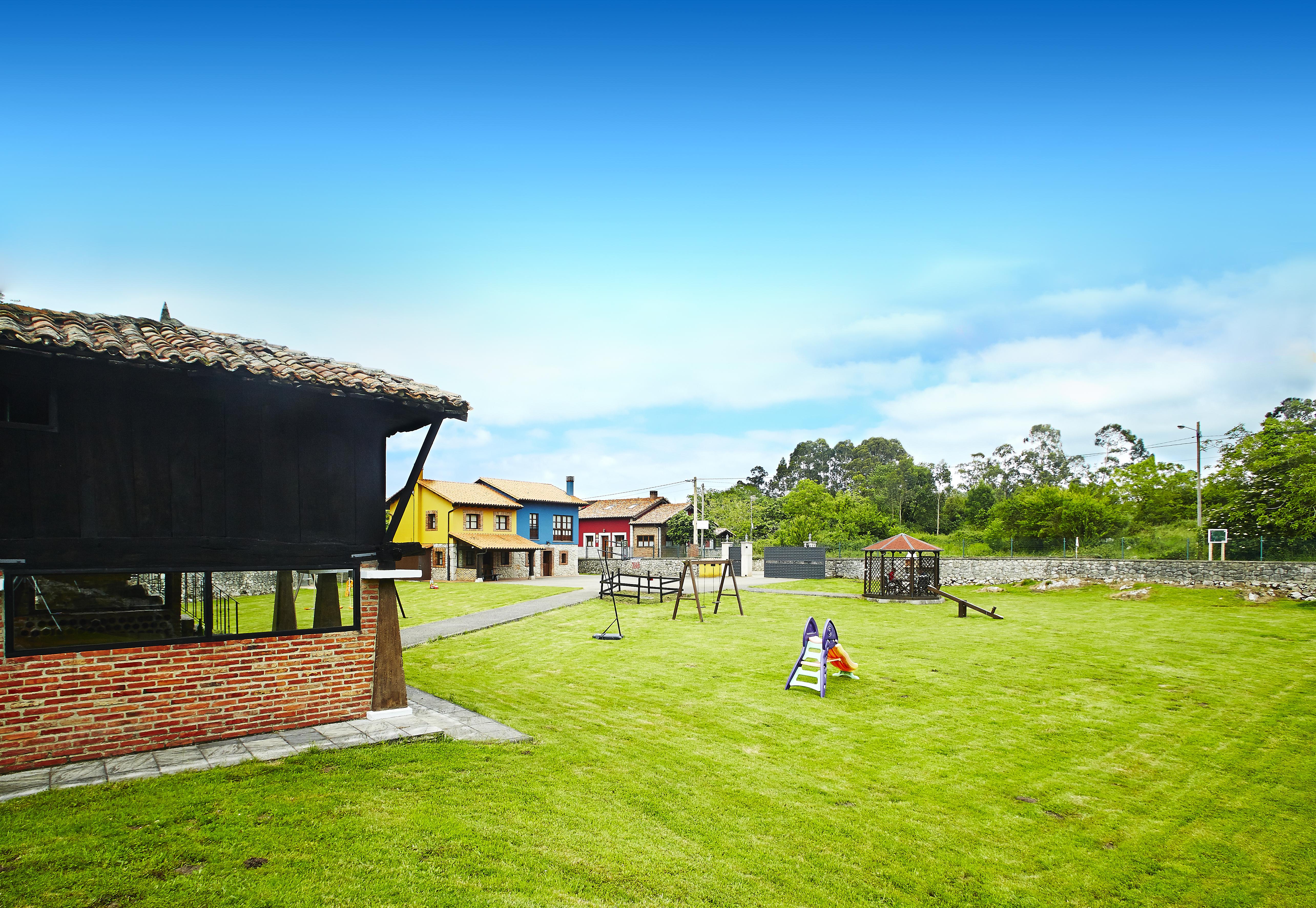Apartamentos rurales La Rotella de Xuan en Llames de Pria.